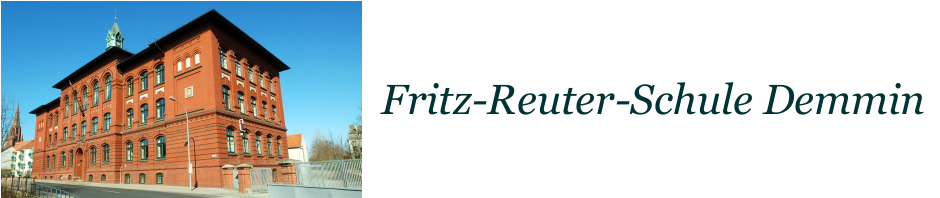 Fritz-Reuter-Schule Demmin